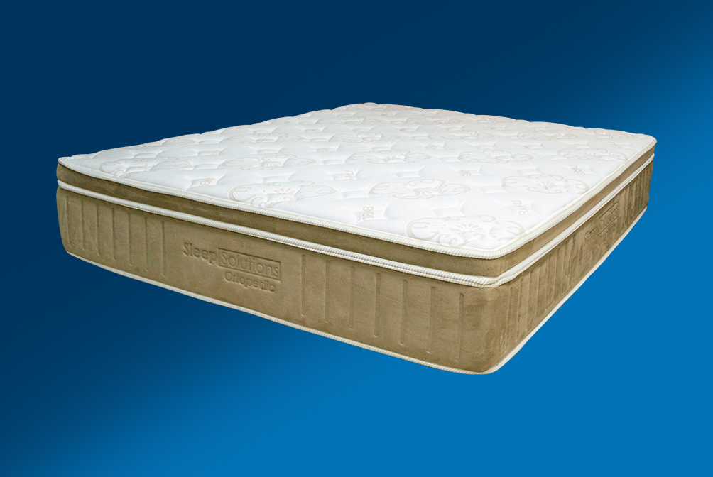 Colchão Sleep Solution Ortopedic