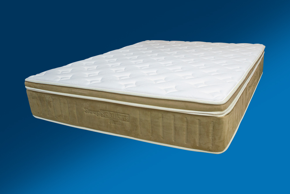 Colchão Sleep Solution Plush
